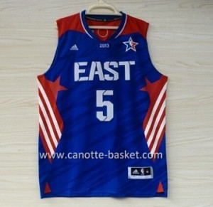 Maglie 2013 All-Star Kevin Garnett #5 blu