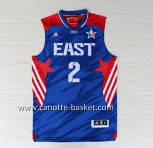 Maglie 2013 All-Star Kyrie Irving #2 blu