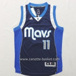 Maglie nba Dallas Mavericks Monta Ellis #11 blu marino