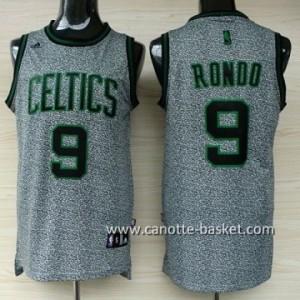 Maglie nba Boston Celtics Rajon Rondo #9 Statico Fashion