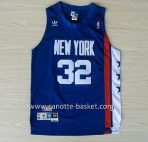 Maglie nba Brooklyn Nets ABA Julius Erving #32 blu