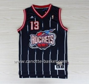 Maglie nba Houston Rockets James Harden #13 blu
