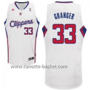 Maglie nba Los Angeles Clippers Danny Granger #33 bianco