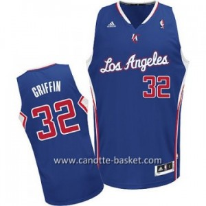 Maglie nba Los Angeles Clippers Blake Griffin #32 blu