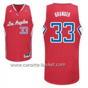 Maglie nba Los Angeles Clippers Danny Granger #33 rosso