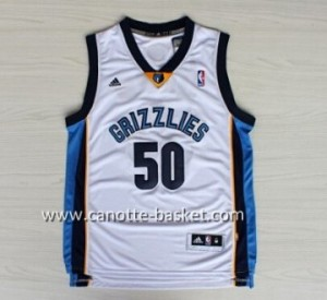 Maglie nba Memphis Grizzlies Zach Randolph #50 bianco