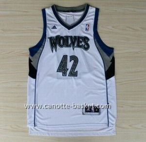 Maglie nba Minnesota Timberwolves Kevin Love #42 bianco