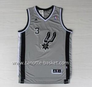 Maglie nba San Antonio Spurs Marco Belinelli #3 grigio