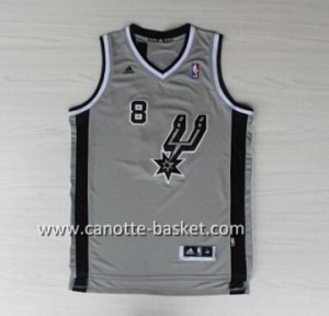 Maglie nba San Antonio Spurs Patty Mills #8 grigio
