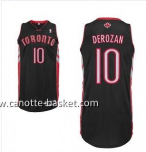 Maglie nba Toronto Raptors DeMar DeRozan #10 nero