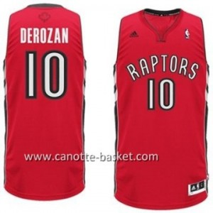 Maglie nba Toronto Raptors DeMar DeRozan #10 rosso