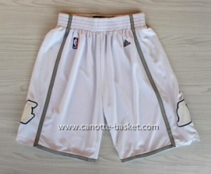 pantaloncini Maglie nba Los Angeles Lakers tutto bianco