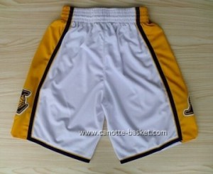 pantaloncini Maglie nba Los Angeles Lakers bianco