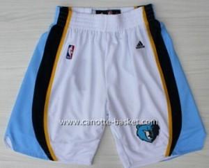 pantaloncini nba Memphis Grizzlies bianco