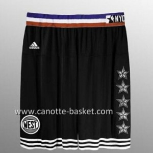 pantaloncini nba 2015 All-Star nero