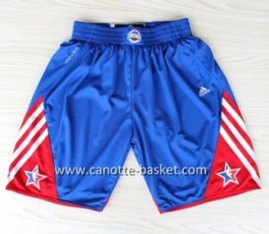 pantaloncini nba 2013 All-Star blu