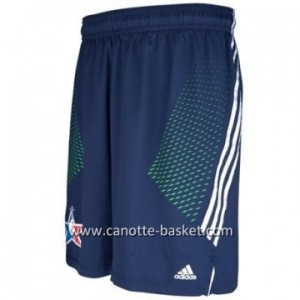 pantaloncini nba 2014 All-Star blu