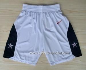 pantaloncini basket 2012 USA bianco