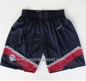 pantaloncini basket 2014 USA nero