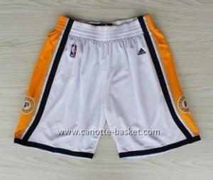 pantaloncini nba Indiana Pacers bianco