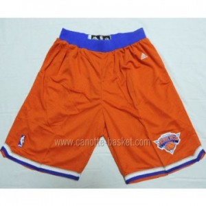 pantaloncini Maglie nba New York Knicks arancione