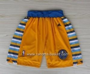 pantaloncini nba Denver Nuggets giallo