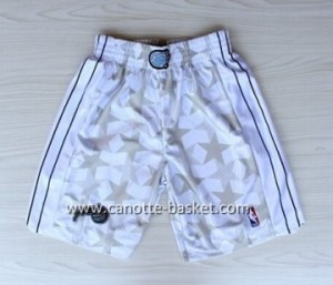 pantaloncini nba Orlando Magic bianco