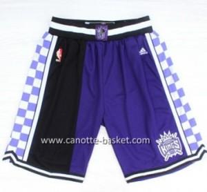 pantaloncini nba Sacramento Kings Retro porpora